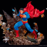 Superman For Tomorrow Statue 016