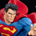 Superman For Tomorrow Statue 017