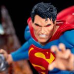 Superman For Tomorrow Statue 019