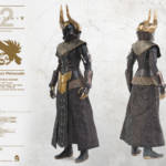 ThreeZero Destiny Warlock Golden Icon 001