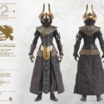 ThreeZero Destiny Warlock Golden Icon 002