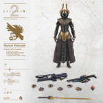 ThreeZero Destiny Warlock Golden Icon 003