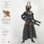 ThreeZero Destiny Warlock Golden Icon 004