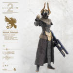 ThreeZero Destiny Warlock Golden Icon 005