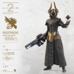 ThreeZero Destiny Warlock Golden Icon 007
