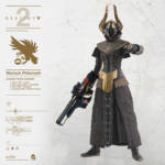 ThreeZero Destiny Warlock Golden Icon 009