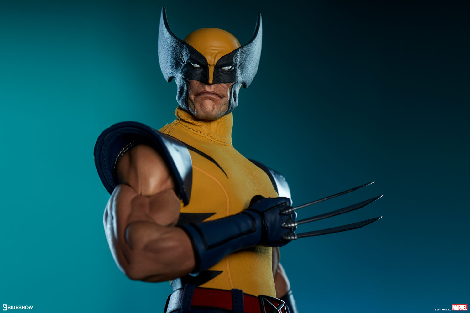 Wolverine Sixth Scale Figure 001