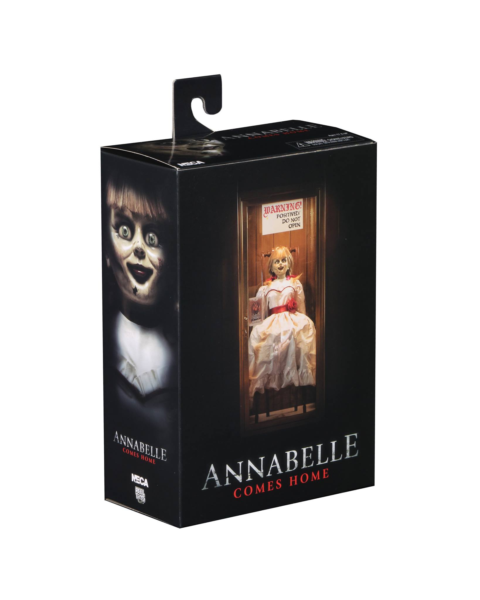 Annabelle Ultimate Figure Packaging 002