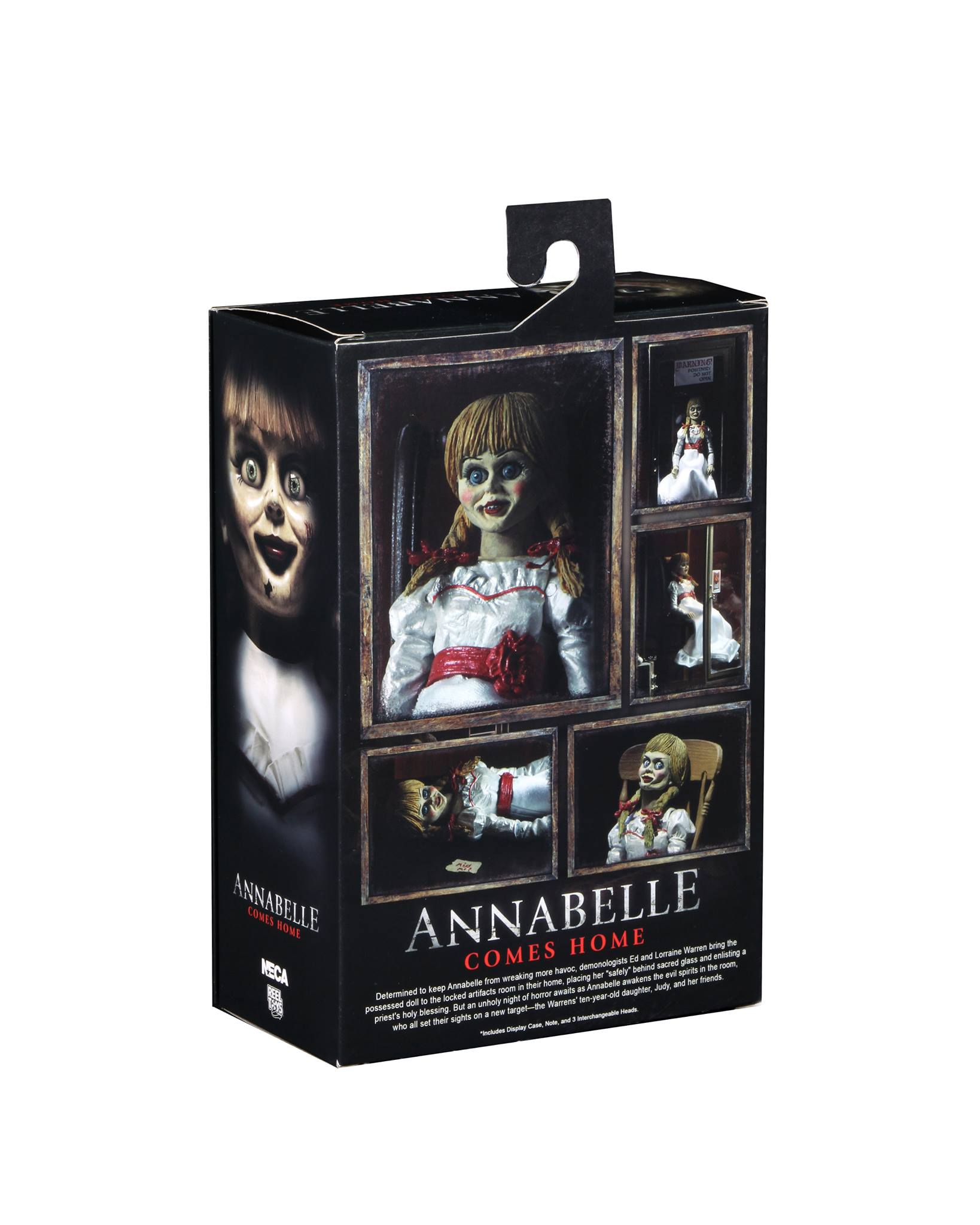 Annabelle Ultimate Figure Packaging 003