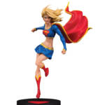 DC DESIGNER SERIES SUPERGIRL BY MICHAEL TURNER MINI STATUE
