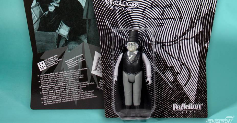 Dr Caligari ReAction Figure