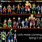 Every S.H. Figuarts Dragon Ball Figure Through 2019 small