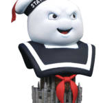 GHOSTBUSTERS LEGENDS IN 3D STAY PUFF BUST
