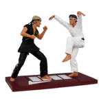 Karate Kid Tournament Statue Set 001