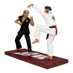 Karate Kid Tournament Statue Set 003