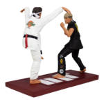 Karate Kid Tournament Statue Set 004