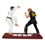 Karate Kid Tournament Statue Set 005