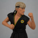 Karate Kid Tournament Statue Set 006