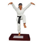 Karate Kid Tournament Statue Set 020