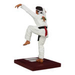 Karate Kid Tournament Statue Set 023