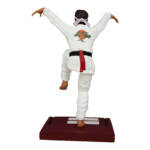 Karate Kid Tournament Statue Set 024