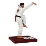 Karate Kid Tournament Statue Set 025