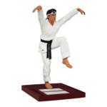 Karate Kid Tournament Statue Set 027