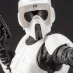 Koto Scout Trooper Statue 007