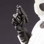 Koto Scout Trooper Statue 008