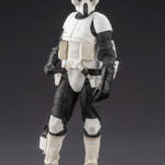 Koto Scout Trooper Statue 011