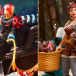 Marvel Legends Squirrel Girl and Cosmic Ghost Rider