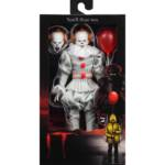 NECA Retro Pennywise 2017 Released 001