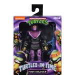 NECA Turtles In Time Foot Soldier 001