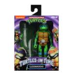 NECA Turtles In Time Leonardo 001