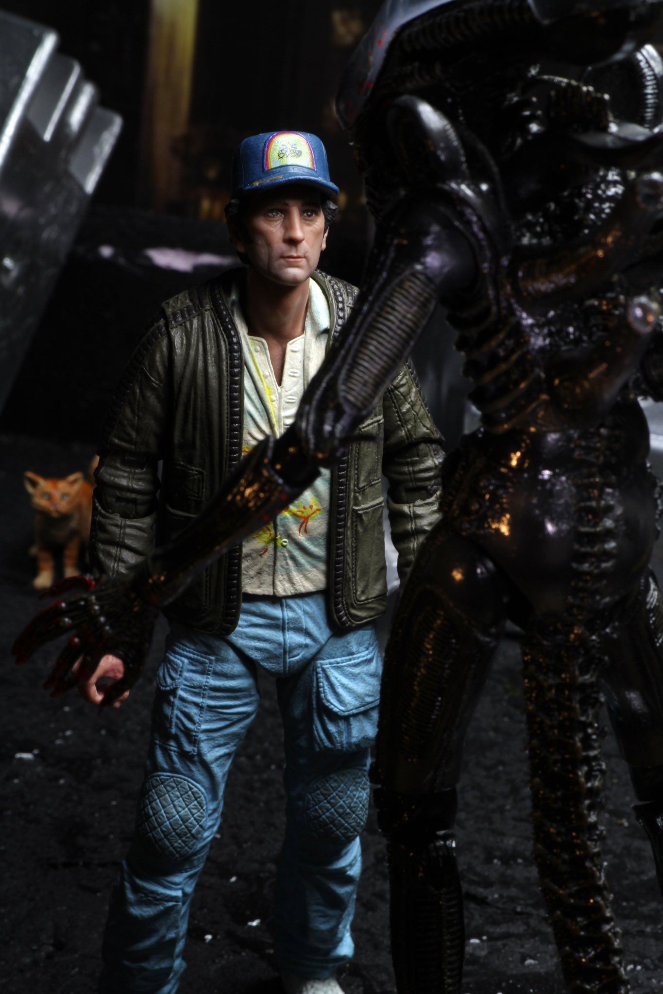 NECA alien 40th Teaser 1