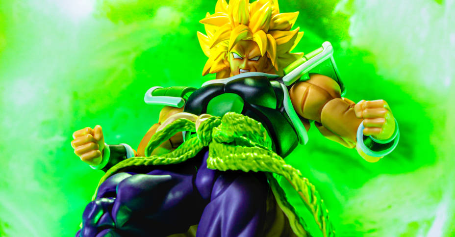 SHF Broly Base Form 042 1