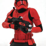 STAR WARS EP9 SITH TROOPER BUST