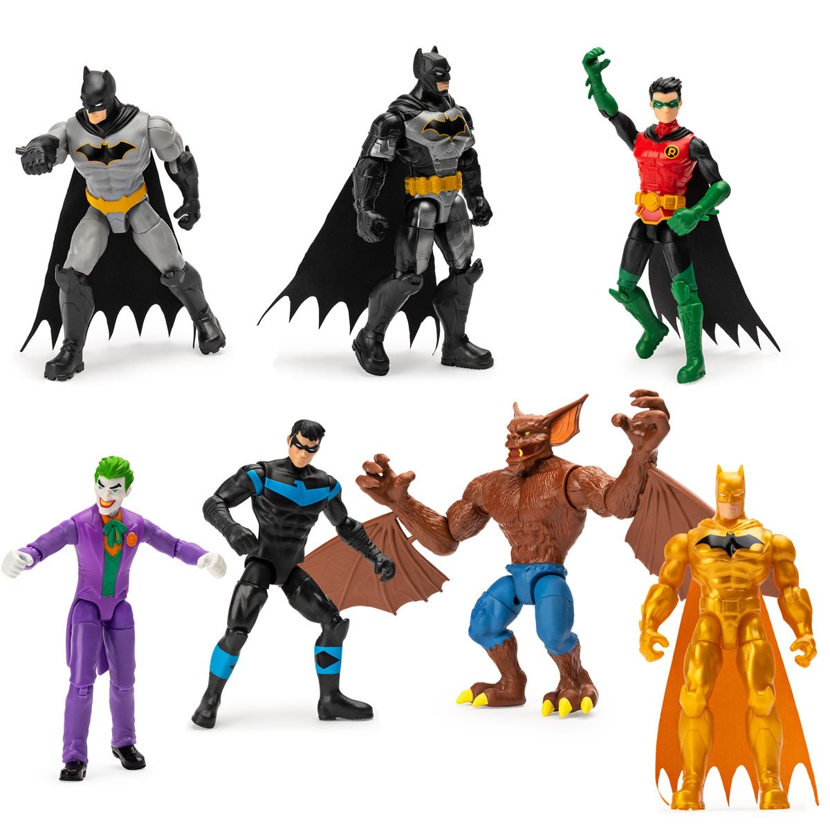 "One:12 DC Heroes 6/"" Batman vs Superman ACTION FIGURE NEW IN BOX"