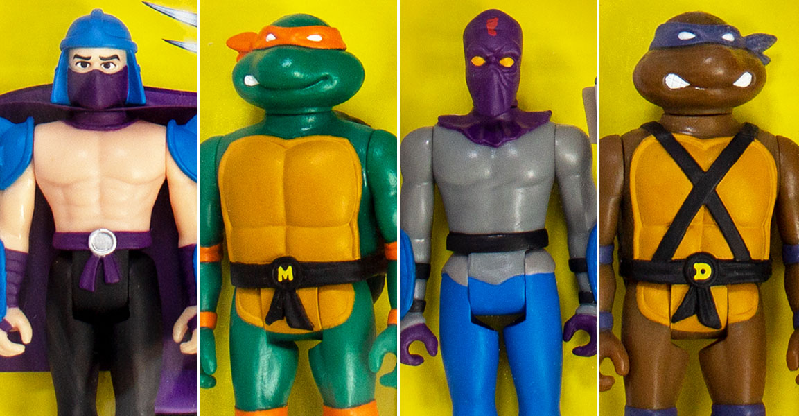 Super7 TMNT ReAction Wave 2