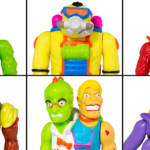 Super7 Toxic Crusaders ReAction Figures