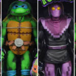 TMNT Turtles In Time Wave 1