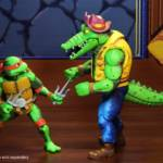 TMNT Turtles In Time Wave 2 Figures 008