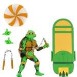 TMNT Turtles In Time Wave 2 Figures 009