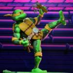TMNT Turtles In Time Wave 2 Figures 013