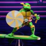 TMNT Turtles In Time Wave 2 Figures 015