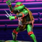 TMNT Turtles In Time Wave 2 Figures 022