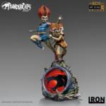 Thundercats Wily Kit and Wily Kat Statue 004