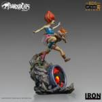 Thundercats Wily Kit and Wily Kat Statue 005