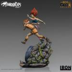 Thundercats Wily Kit and Wily Kat Statue 007