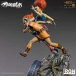 Thundercats Wily Kit and Wily Kat Statue 009
